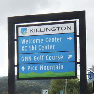 Killington Wayfinding