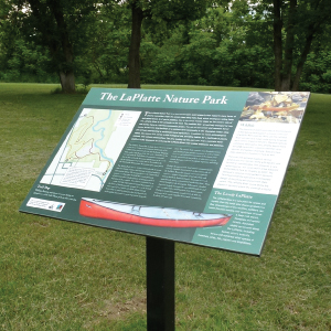 Shelburne Wayfinding & Interpretive Panels